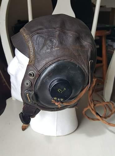A11 flight helmet