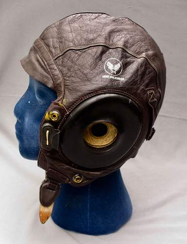 A11 flight helmet