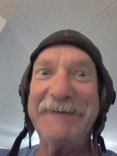 Picked Up an A11 flight helmet
