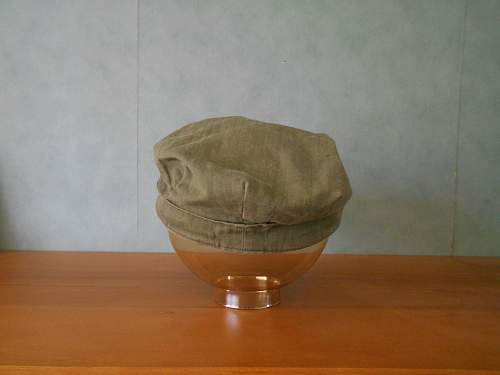US Pattern 1941 combat utility cap