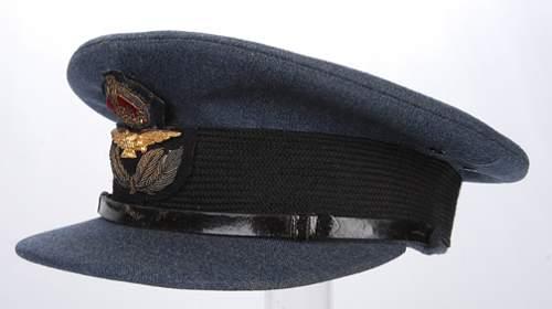 WW2 RAF medical Uniform and CAP, or post war???