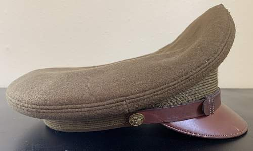 US Army Visors any time period