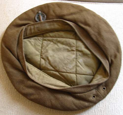 South African and Cyprus WW 2 Headgear