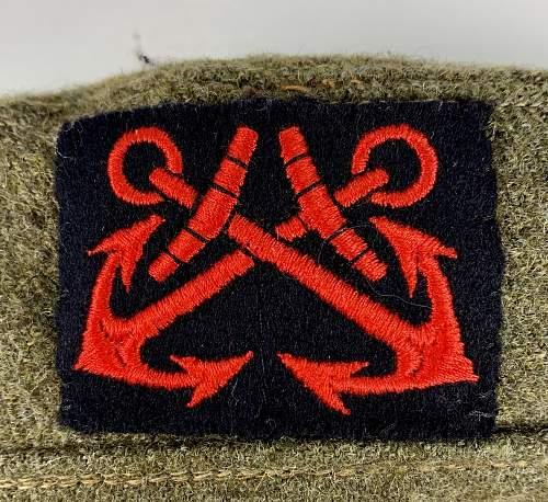 Régiment Blindé de Fusiliers-Marins tam o'shanter???