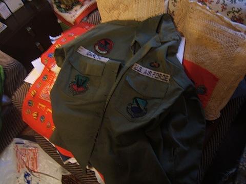 Vietnam era jacket?