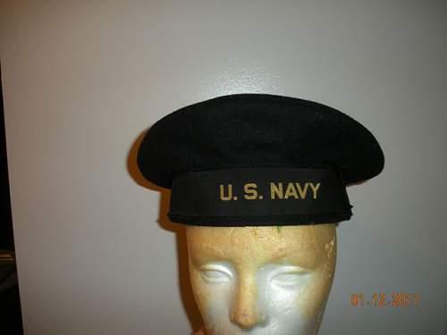 Click image for larger version.  Name:Flat Hat USN3.jpg Views:98 Size:25.7 KB ID:169855