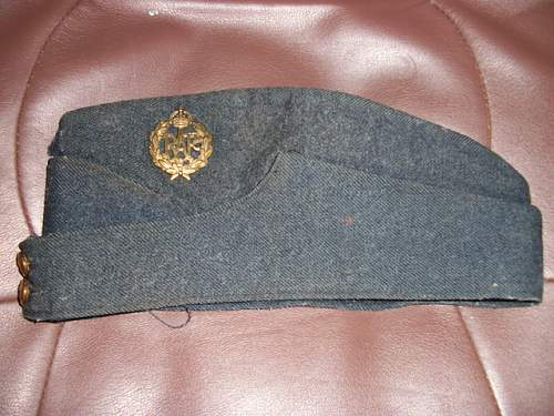 Canadian made airman's cap