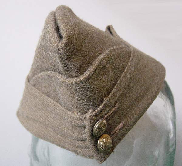 The Field Service cap