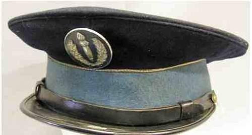 Unknown visor cap ?