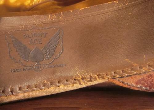 USAAF cap found in El Salvador