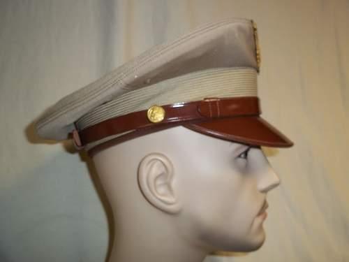 u.s officer visor Original or Fake?
