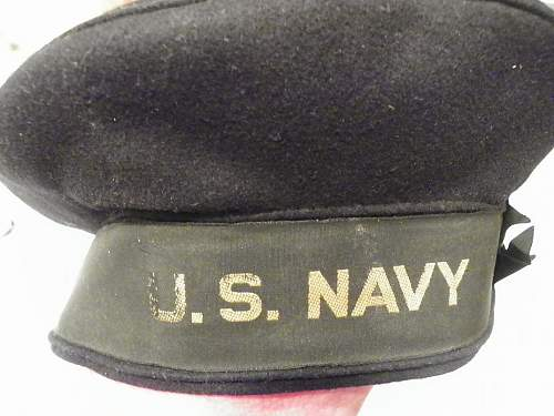 Is this Navy cap ww2 or post war?