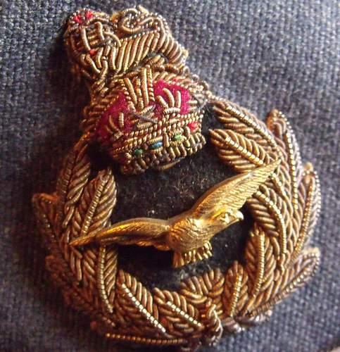 RCAF Wedge Cap