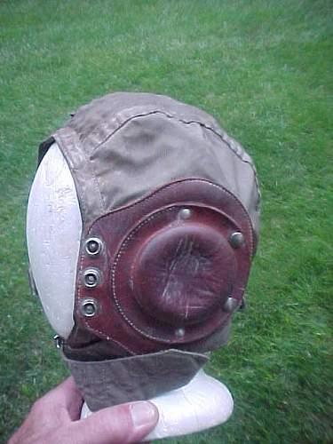 Any info on this flight helmet