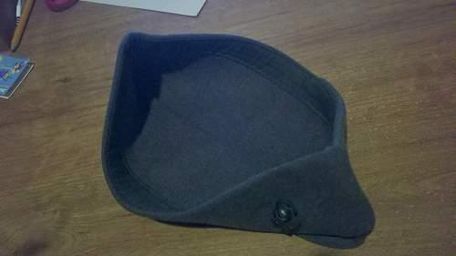 ww2 USMC overseas cap?