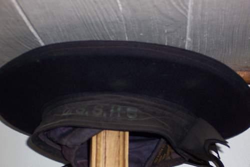 U.s. Navy flat hats pre ww2