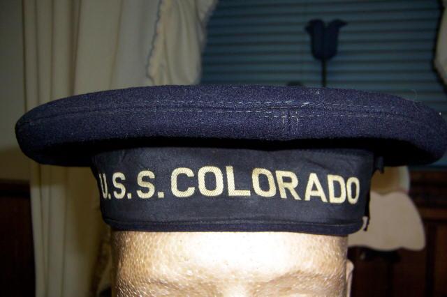 2ab058adb0e U.s. Navy flat hats pre ww2