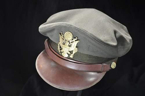 Bancroft Flighter Cap