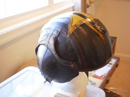 Ww 2 usaaf flak helmet