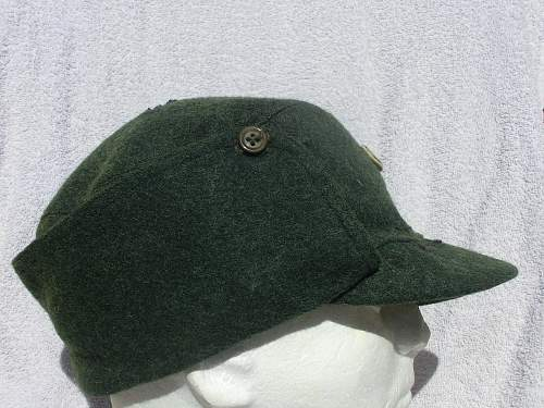 Norwegian M1914 cap