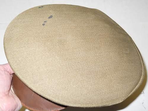 US army cap