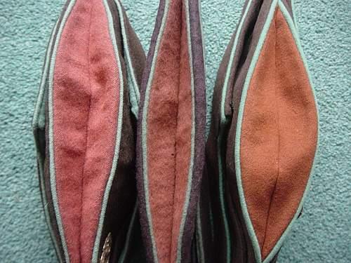 ATS coloured fs cap