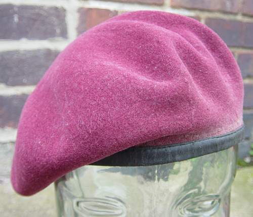 Click image for larger version.  Name:Don's beret. 001.jpg Views:304 Size:222.0 KB ID:34099