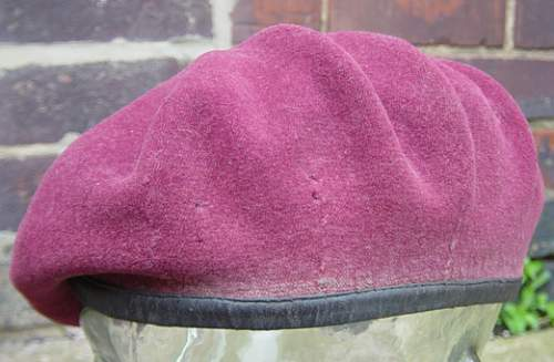 Click image for larger version.  Name:Don's beret. 002.jpg Views:469 Size:173.3 KB ID:34100
