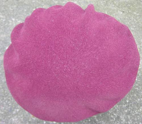 Click image for larger version.  Name:Don's beret.003.jpg Views:229 Size:222.3 KB ID:34101