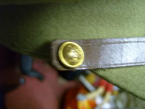 Belgian Cap - 100% original Pre-War ?