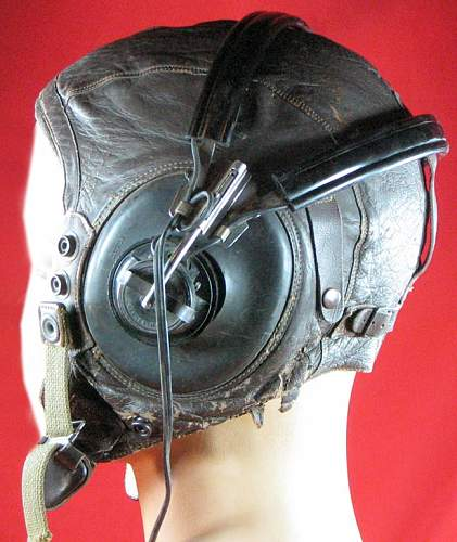 Help with info on U.S. Army Air Force Leather Flying Helmet
