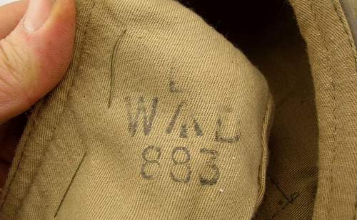 Is this a real general service cap?