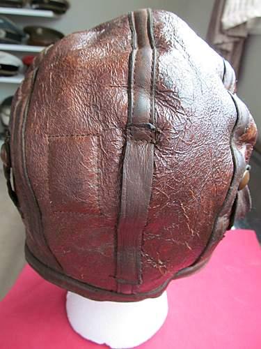B5 flight helmet