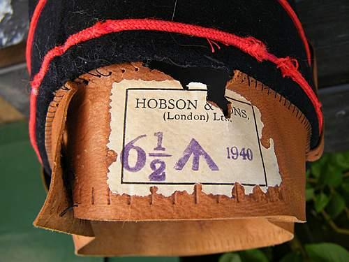 Click image for larger version.  Name:8th Gurkha pb hat 2.jpg Views:121 Size:285.3 KB ID:363773