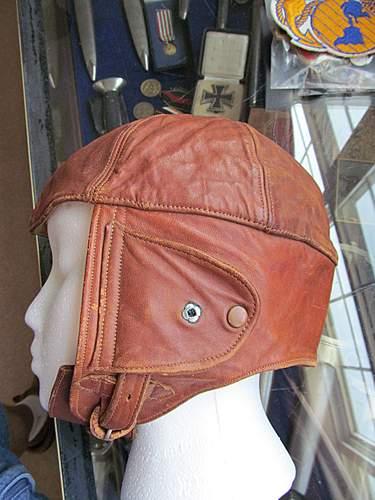 A5 spalding flight helmet.....