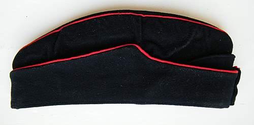 British side cap id?