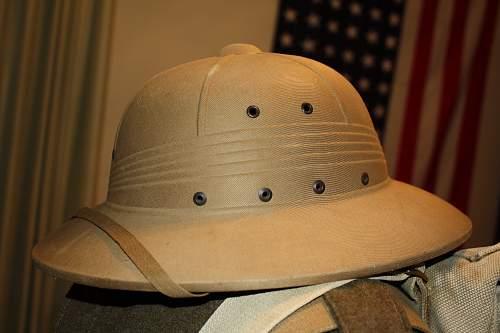 U.S. Pith Helmet