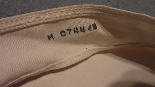 U.S. Navy white hat tops?