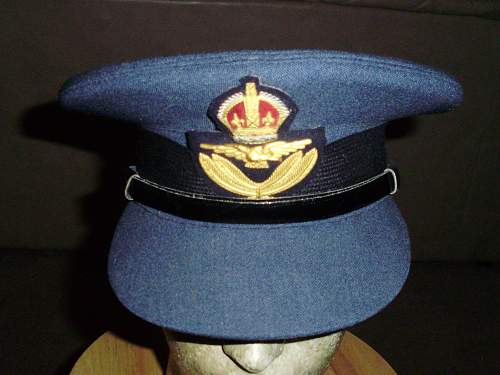 RCAF Officers Cap.........