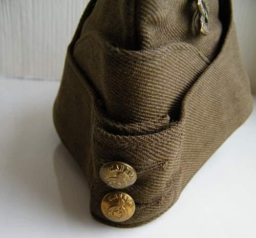 Canadian Universal pattern FS Cap