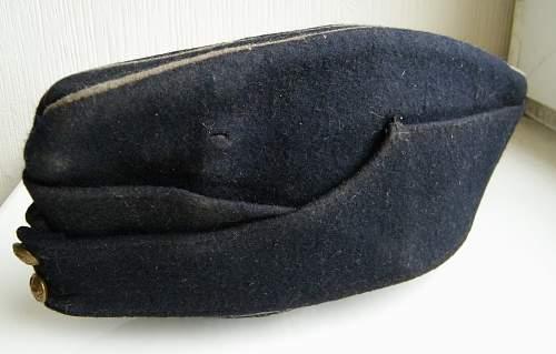 Blue fs cap what is it?