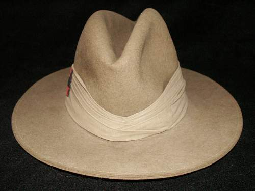 1954 Australian Slouch Hat?