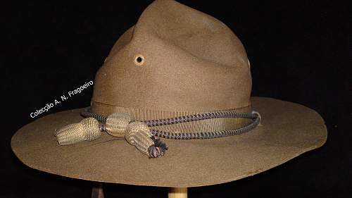 My US campaign hat