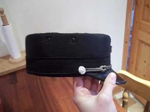 Amazing American Kepi style cap