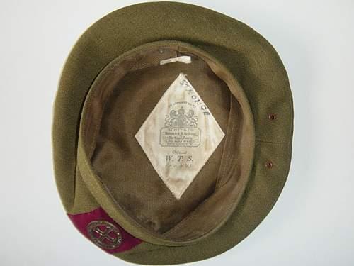 FANY (WTS) Bonnet