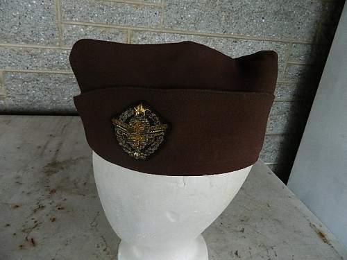 Free French Pilots Overseas Cap