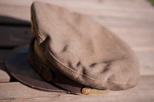 Salty US WW2 cap?