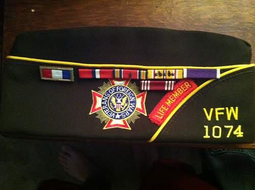 VFW Garrison Cap