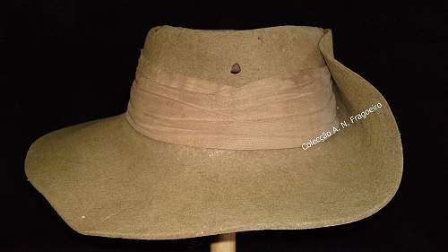 Burma Campaign British slouch hat