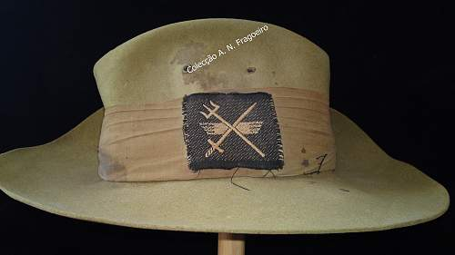 33rd Indian Slouch hat